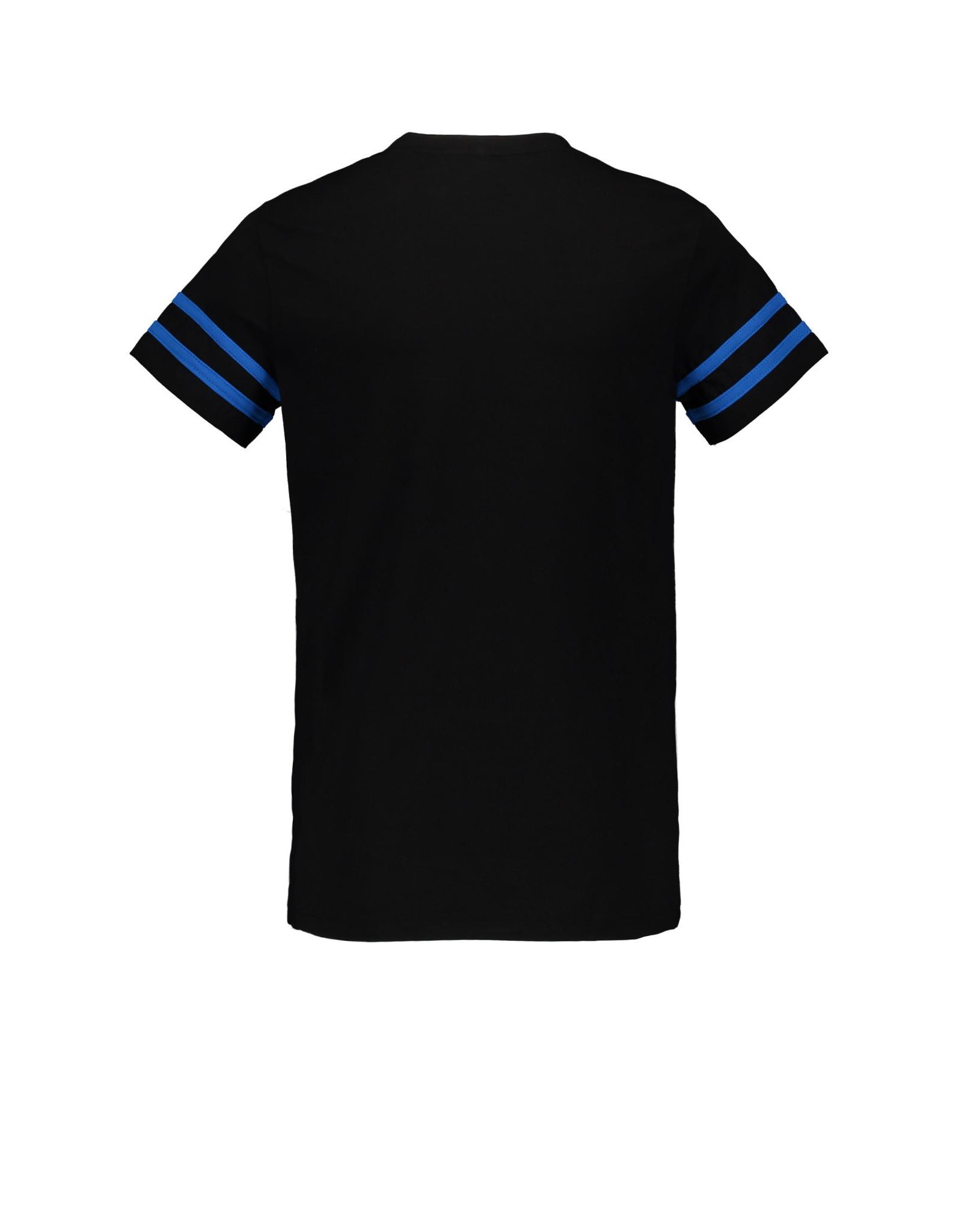 Bellaire Bellaire jongens t-shirt Kasper Jet Black