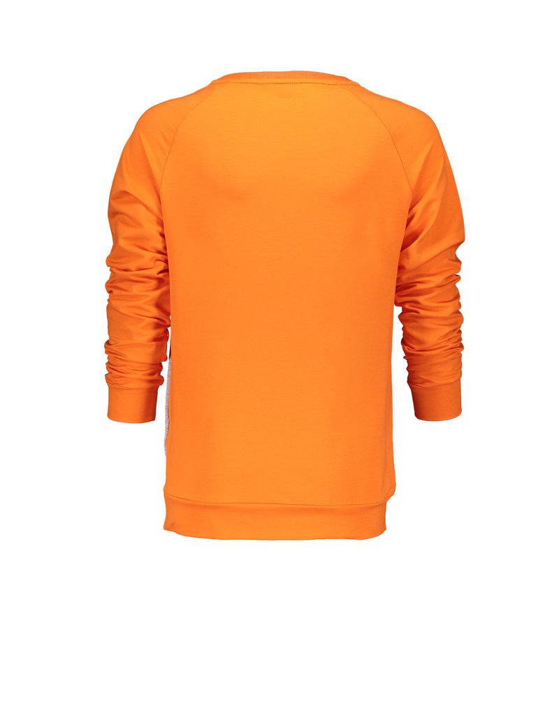Bellaire Bellaire jongens sweater Kussy Raglan Fresh Orange