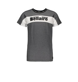 Bellaire Bellaire jongens t-shirt Karsty Jet Black