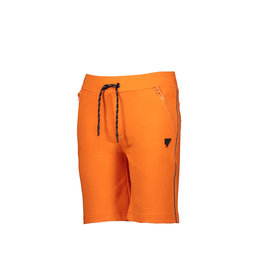 Bellaire Bellaire jongens korte joggingbroek Sazu Fresh Orange
