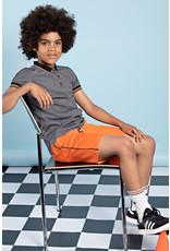 Bellaire Bellaire jongens korte joggingbroek Sazu Fresh Orange