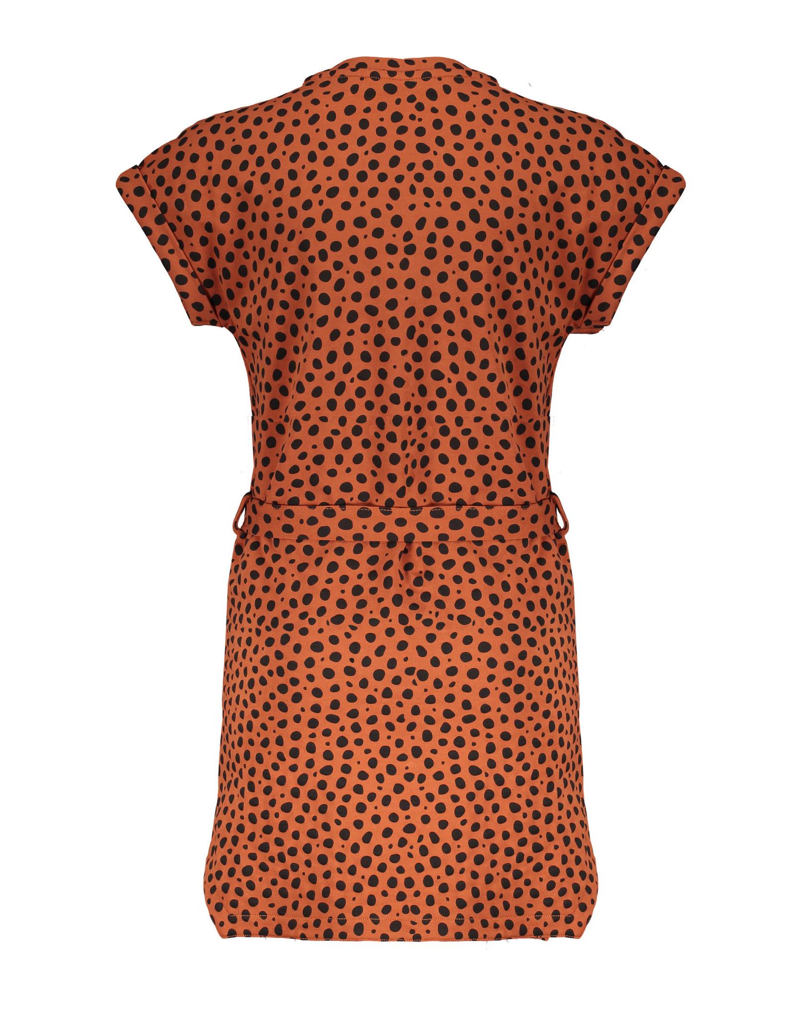 NoBell meiden jurk Miky Cognac