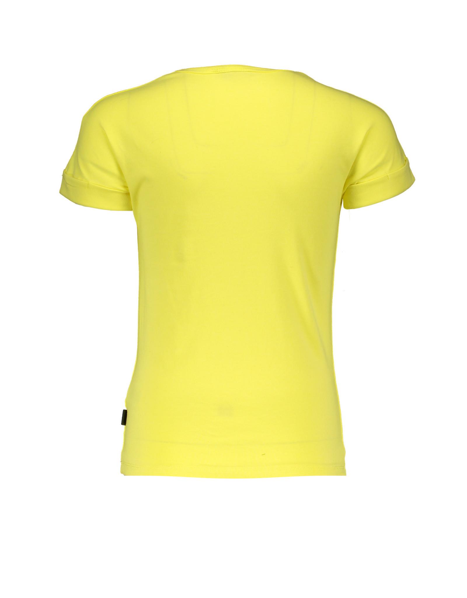 NoBell meiden t-shirt Kael Light Lemon