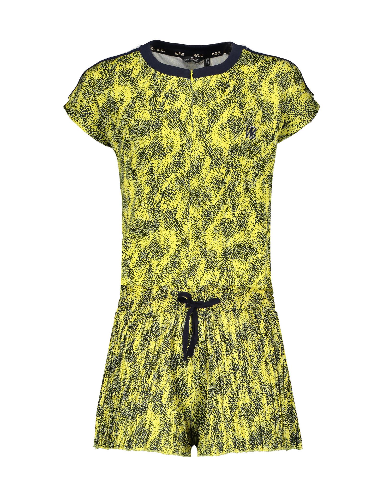 NoBell meiden jumpsuit Sarah Light Lemon