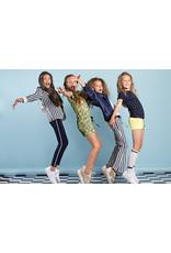 NoBell meiden korte mouwen jumpsuit Sarah Light Lemon