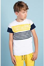 Bellaire Bellaire jongens t-shirt KarsC Snow White