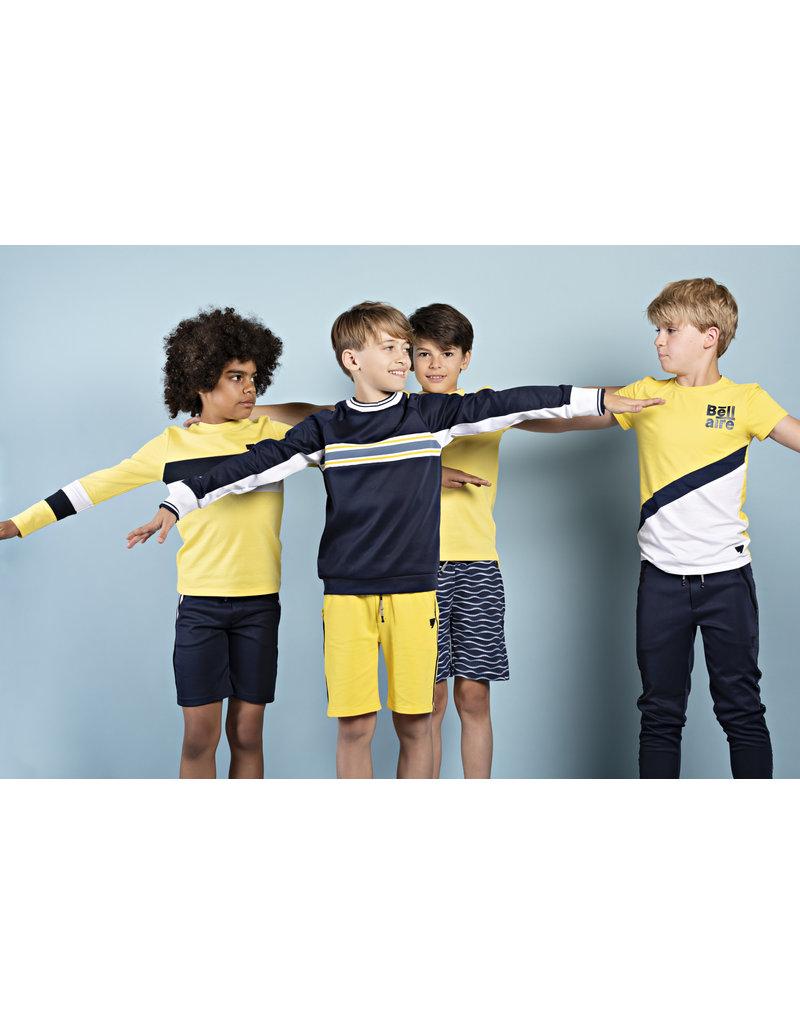 Bellaire Bellaire jongens korte joggingbroek Sazun Navy Blazer