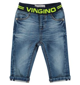 Vingino Vingino baby jongens jeans Bas Blue Vintage
