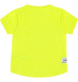 Vingino Vingino baby jongens t-shirt Held Neon Yellow