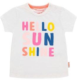 Vingino Vingino baby meisjes t-shirt Hala Real White