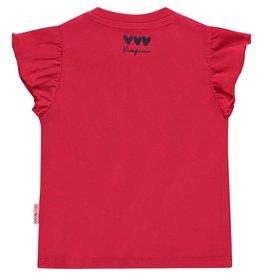 Vingino Vingino baby meisjes t-shirt Heidi Red Lollipop