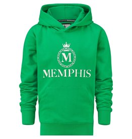 Vingino Vingino jongens Memphis hoodie Nenzel Green