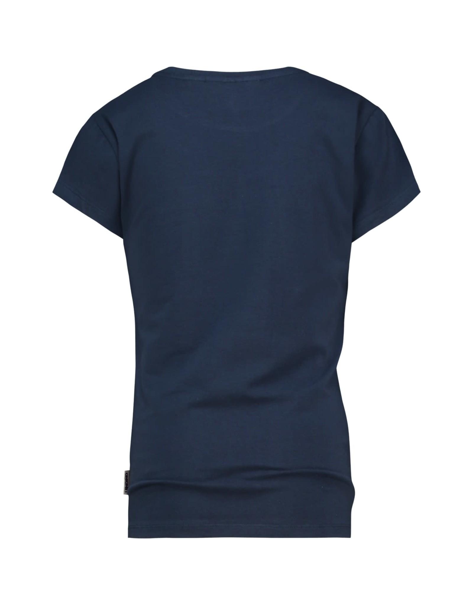 Vingino Vingino meiden By Danie t-shirt Herina Dark Blue