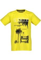 Blue Seven Blue Seven jongens t-shirt Tropical Yellow