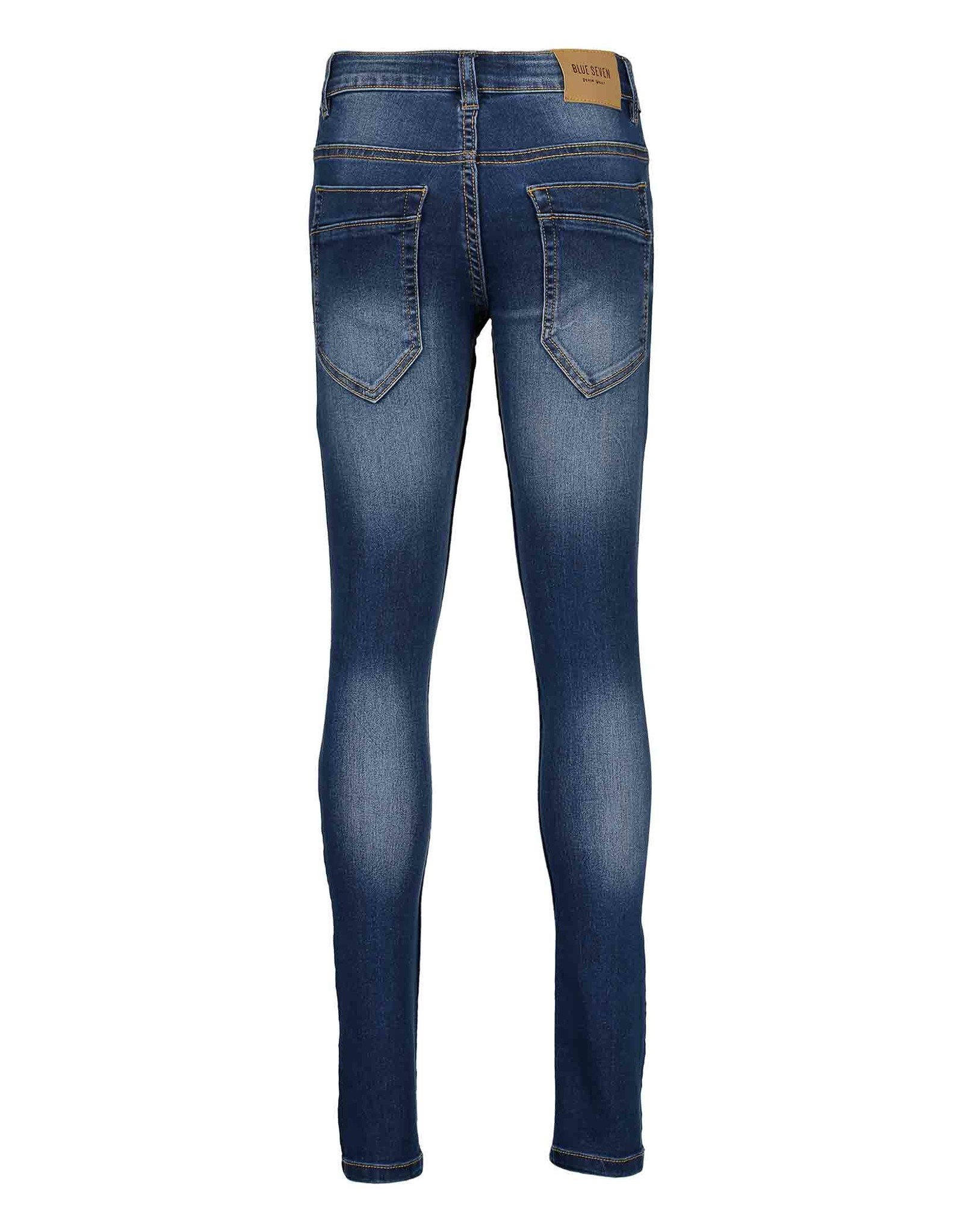 Blue Seven Blue Seven jongens super stretch jeans Neon Lights Jeansblue
