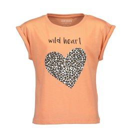 Blue Seven Blue Seven meiden t-shirt Be Wild Melon
