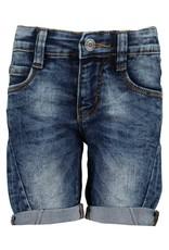 Blue Seven Blue Seven jongens korte jeans Whale Bay Jeansblue
