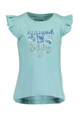 Blue Seven Blue Seven meisjes t-shirt Mermaizing Beach