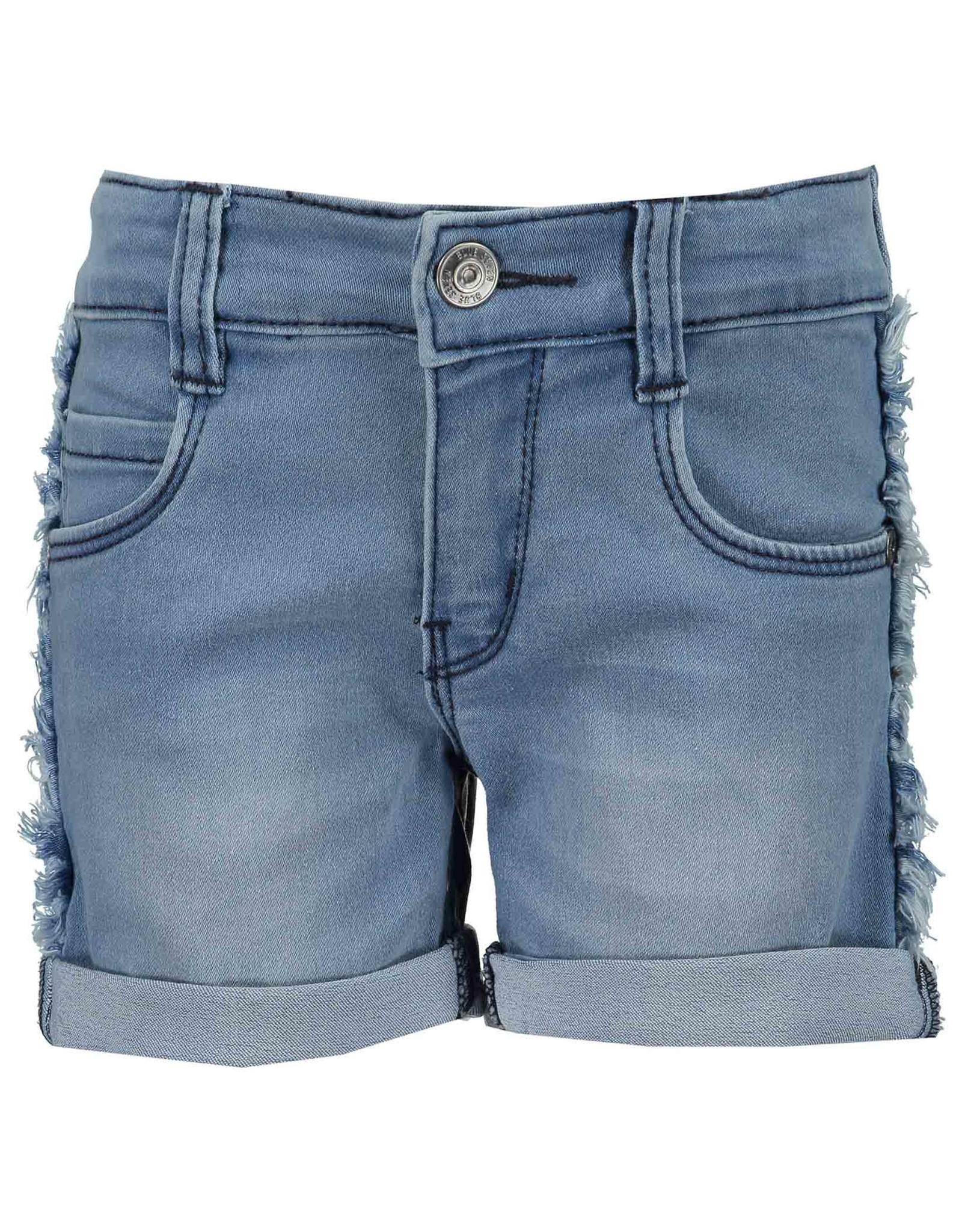 Blue Seven Blue Seven meisjes korte jeans Fun Panda Jeansblue