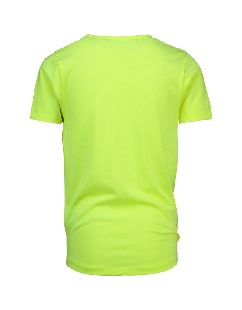Raizzed Raizzed jongens t-shirt Helsinki Sparkle Lime