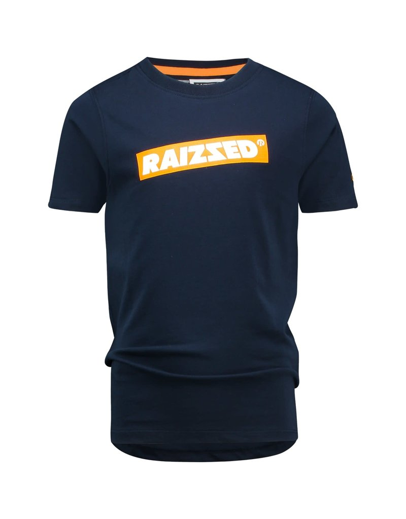 Raizzed Raizzed jongens t-shirt Hudson Dark Blue