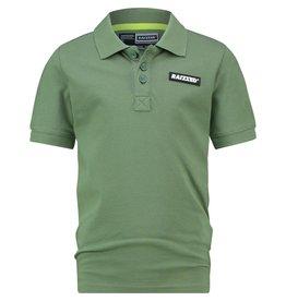 Raizzed Raizzed jongens polo t-shirt Hudson Bari Green