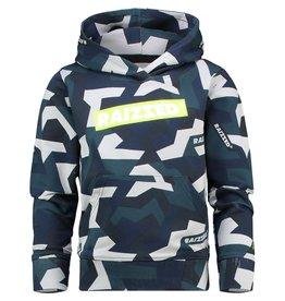 Raizzed Raizzed jongens hoodie New Orleans Blue Army