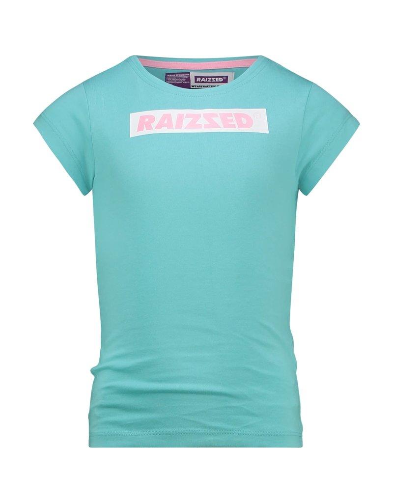 Raizzed Raizzed meisjes t-shirt Budapest Sea Blue