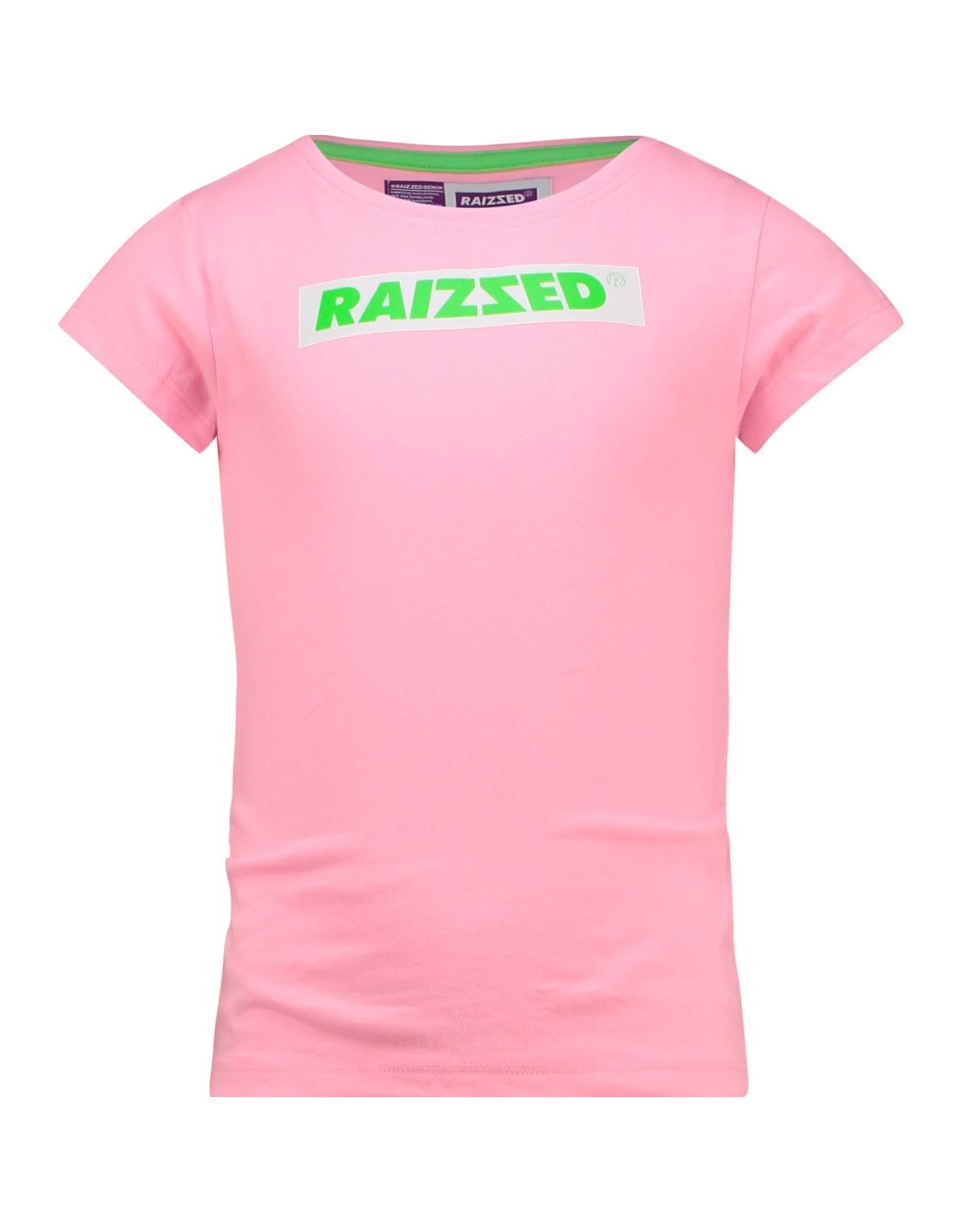 Raizzed Raizzed meisjes t-shirt Budapest Mid Rose