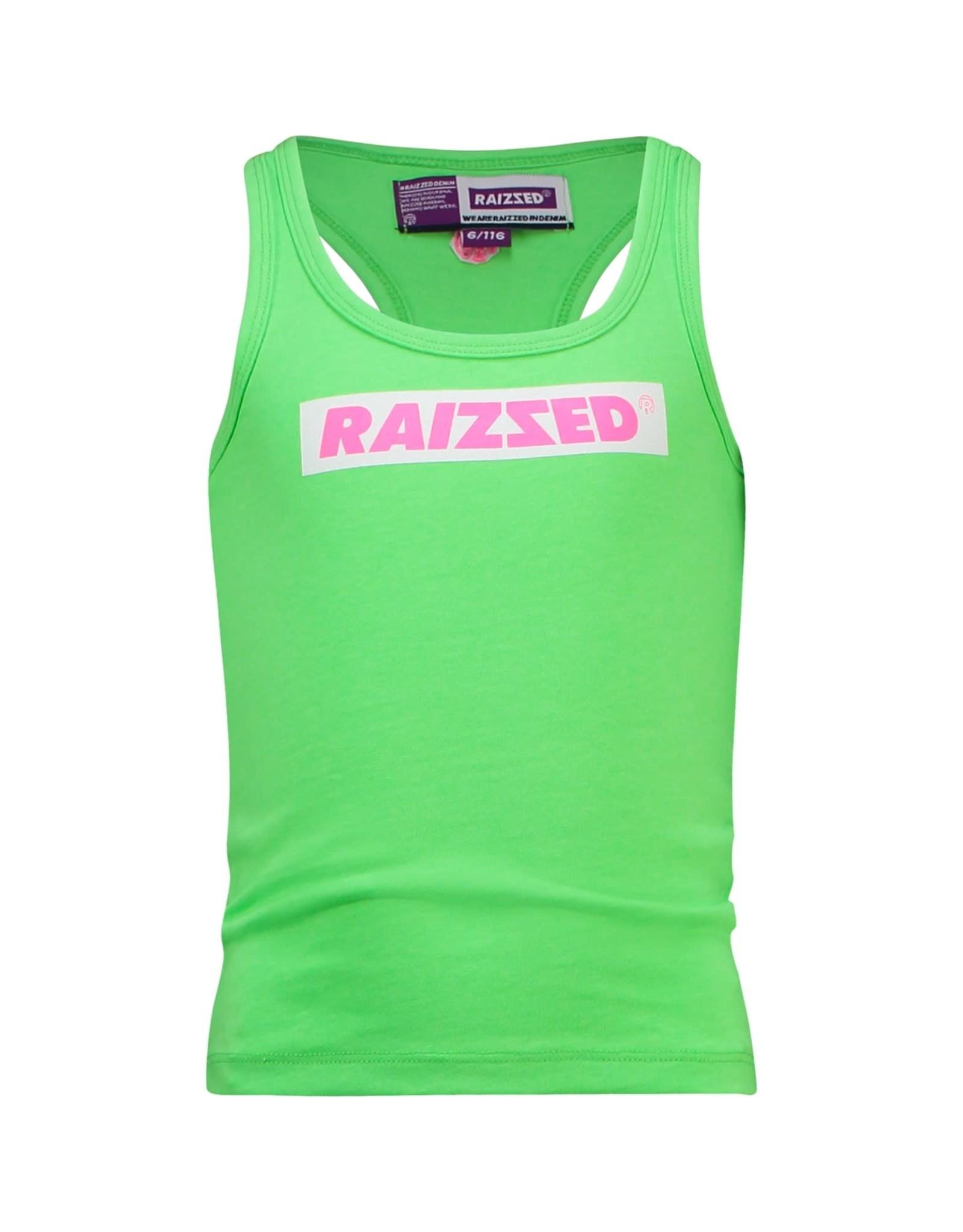 Raizzed Raizzed meisjes top Phoenix Neon Green