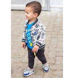 Quapi Quapi baby jongens shirt Badr Fresh Blue