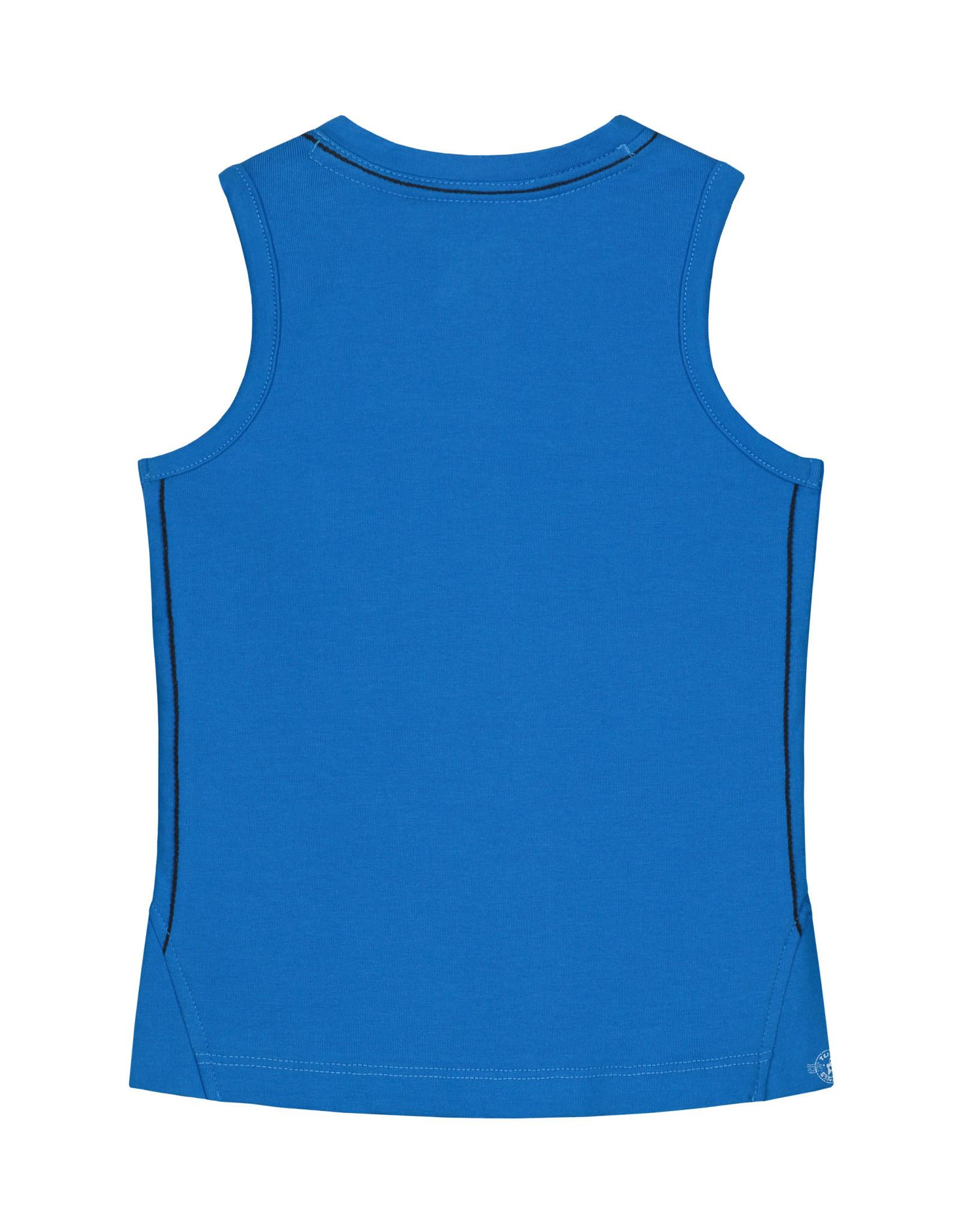 Quapi Quapi baby jongens hemd Bodi Fresh Blue