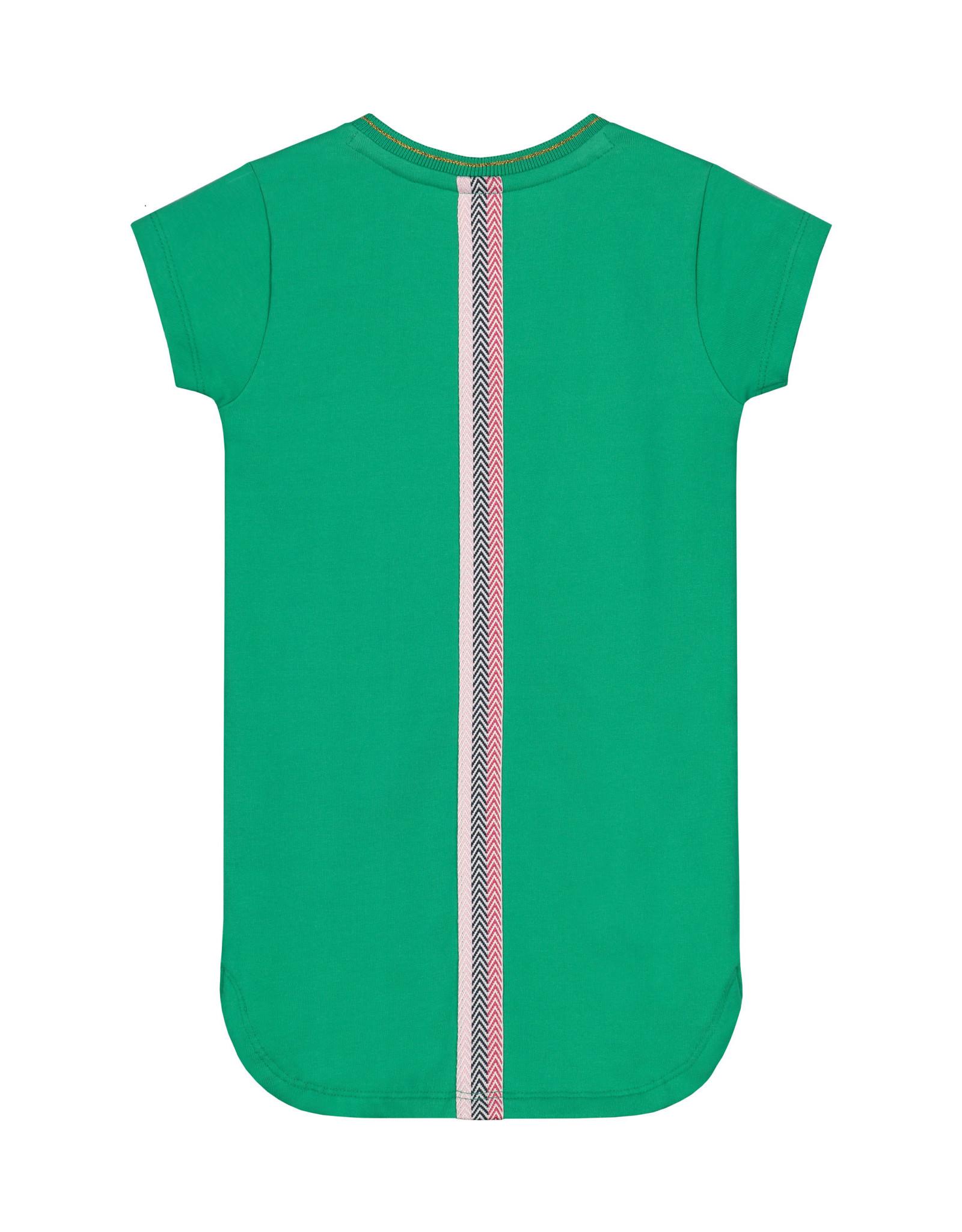 Quapi Quapi baby meisjes jurk Beliz Jungle Green