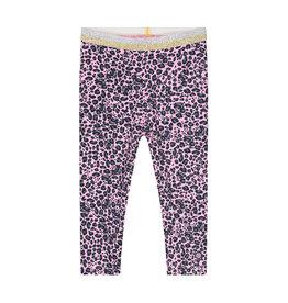 Quapi Quapi baby meisjes legging Britta Light Pink Leopard