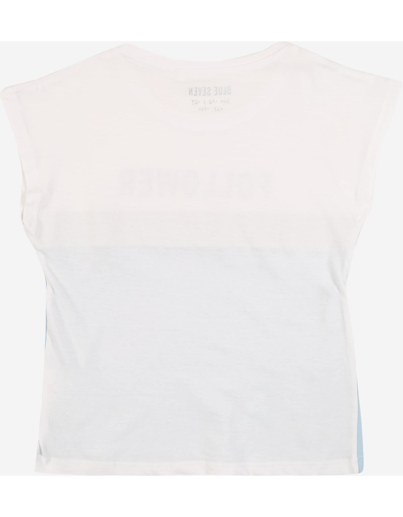 Blue Seven Blue Seven meiden t-shirt Update Rose