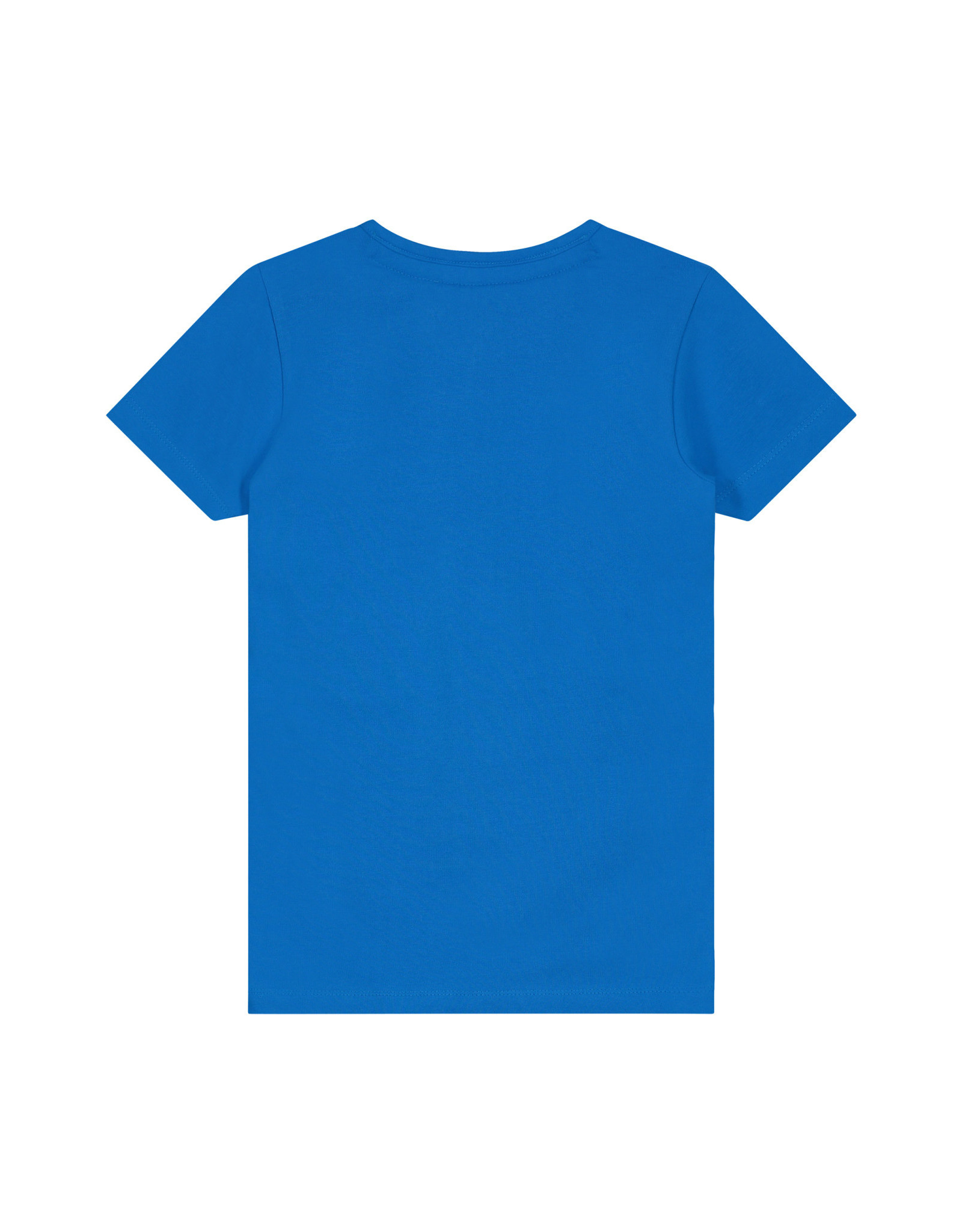 Quapi jongens t-shirt Abdel Fresh Blue