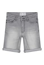 Quapi jongens korte spijkerbroek Arjan Light Grey