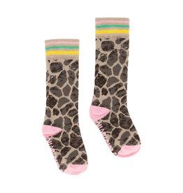 Quapi baby meisjes kniekousen Busra Giraffe