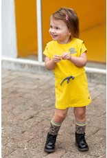 Quapi Quapi baby meisjes kniekousen Busra Giraffe