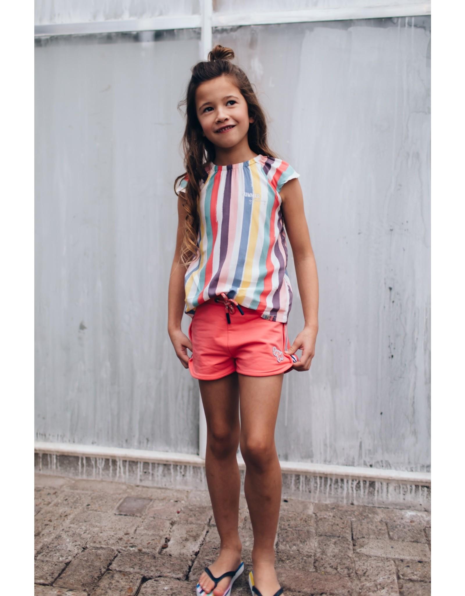 Quapi meisjes korte joggingbroek Anette Coral