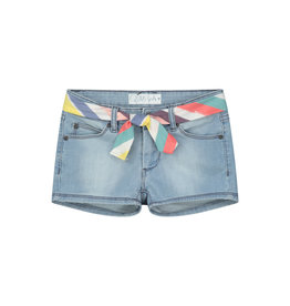 Quapi meisjes korte jeans Avanti Denim Blue