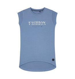 LEVV Levv meiden t-shirt Faya Stone Blue