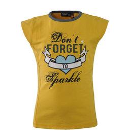 NAIS NAIS meisjes t-shirt Elsa Oker