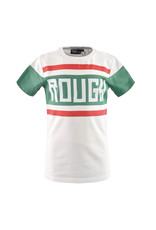 NAIS NAIS jongens t-shirt Elvis Off-White Green