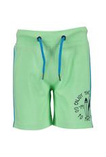Blue Seven Blue Seven jongens korte joggingbroek Beach Court Green
