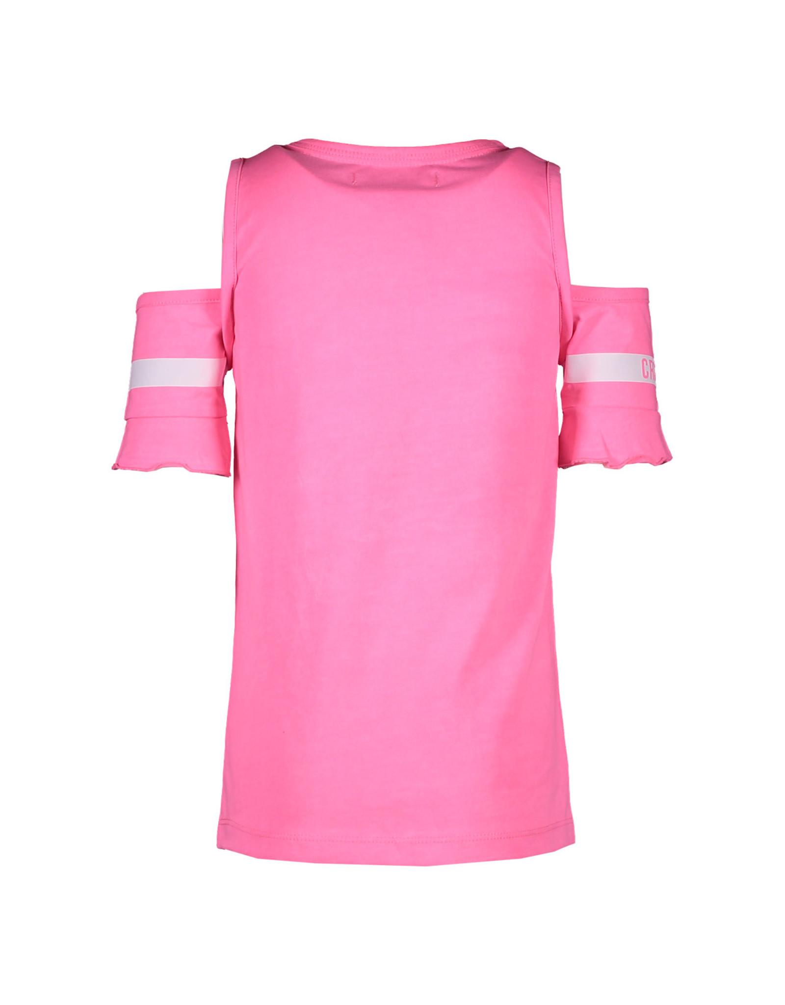 Cars Cars meisjes t-shirt Arenas Fuchsia