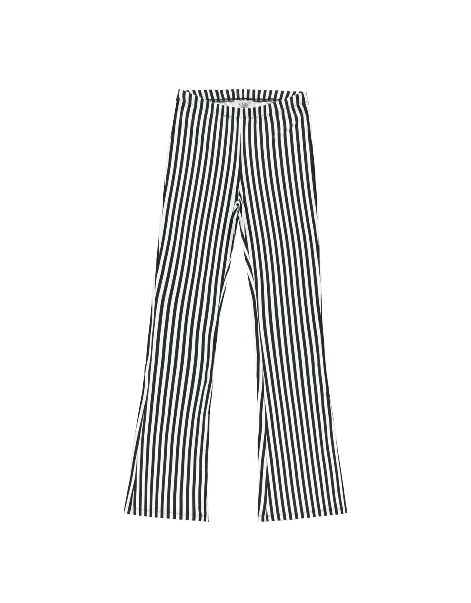 Cars Cars meisjes flaired broek Zuma Black White