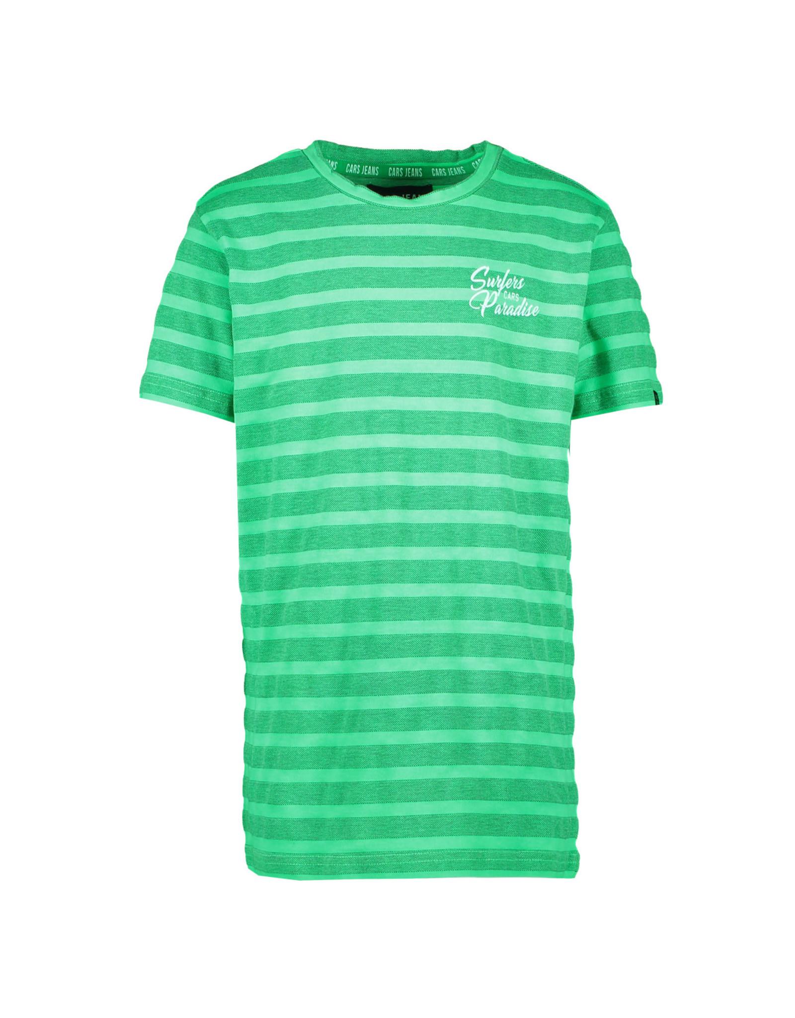 Cars Cars jongens t-shirt Garry Neon Green