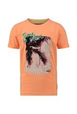Vingino Vingino jongens t-shirt Hafssa Orange