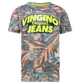 Vingino Vingino jongens t-shirt Haldor